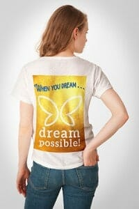 Shirt Dream_Possible_logo